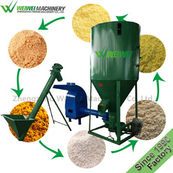 Xingyang weiwei best quality grain feed hammer mill machine