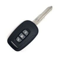 Best price 3 buttons captiva car remote key 433 Mhz ID46 chip for remote car key