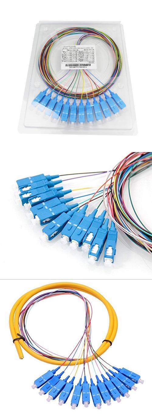 12 core fiber optic pigtail