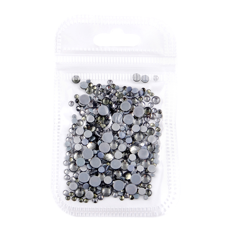 Top Quality Flatback DMC Hot Fix Rhinestones Crystal AB For Clothes