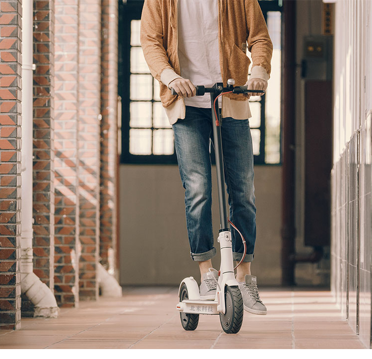 industrial long distance three or two wheel electric scooter with seat
