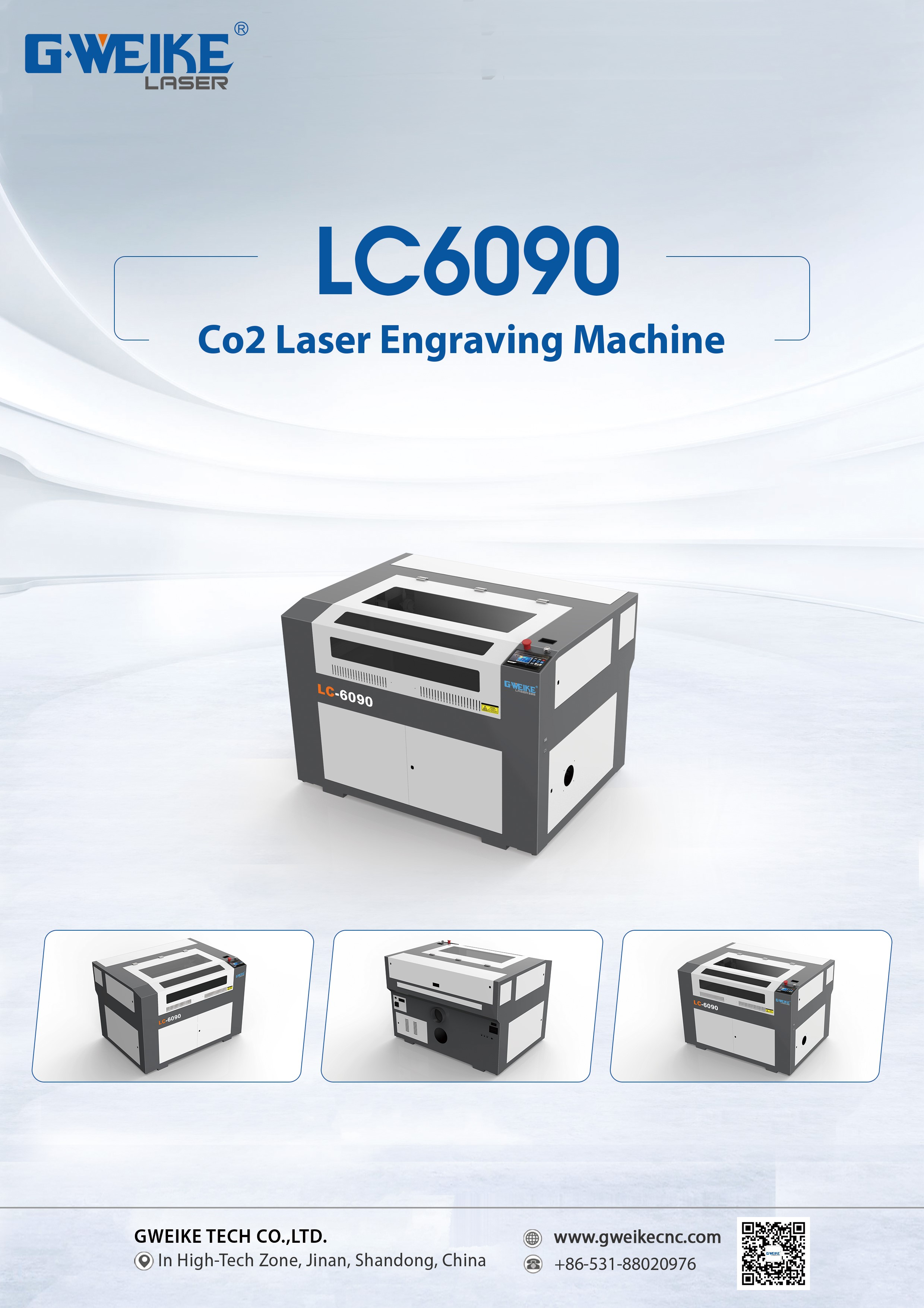 LC6090 cnc laser wood cutting machine table top perspex laser cutter tile cutter vith laser