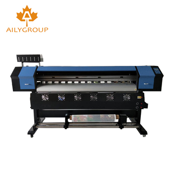 Turkey top selling large format eco solvent printer a3 size for wholesale price