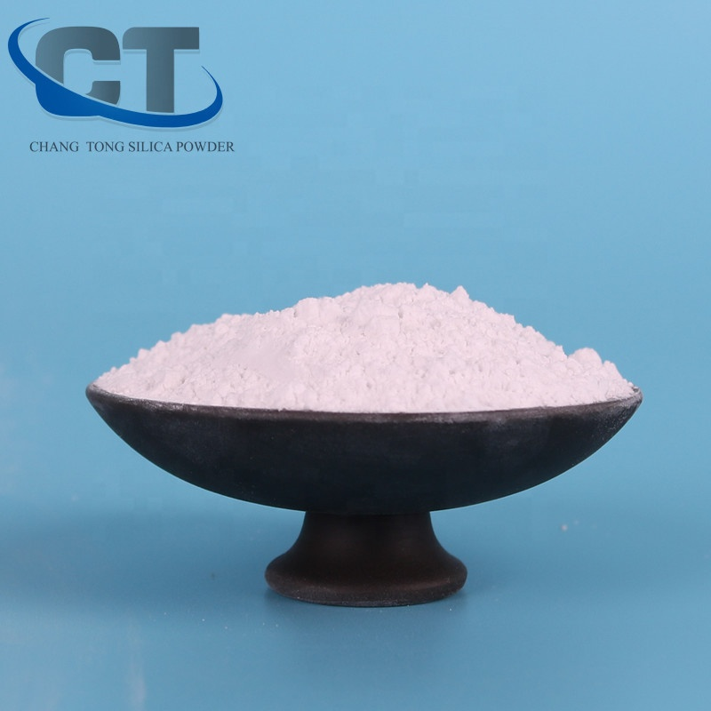 1250 mesh silicon rubber paint coating use super white high purity quartz powder