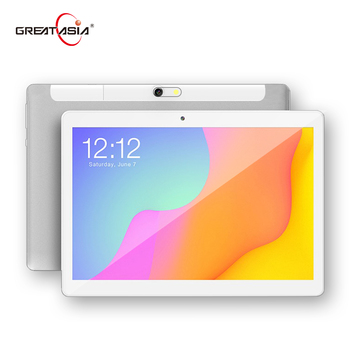 Great Asia New best android 10.0 tablet 2020 onn 10 Inch 2.5D 1280*900 IPS 4g LTE cheap dual sim Kids pc tab