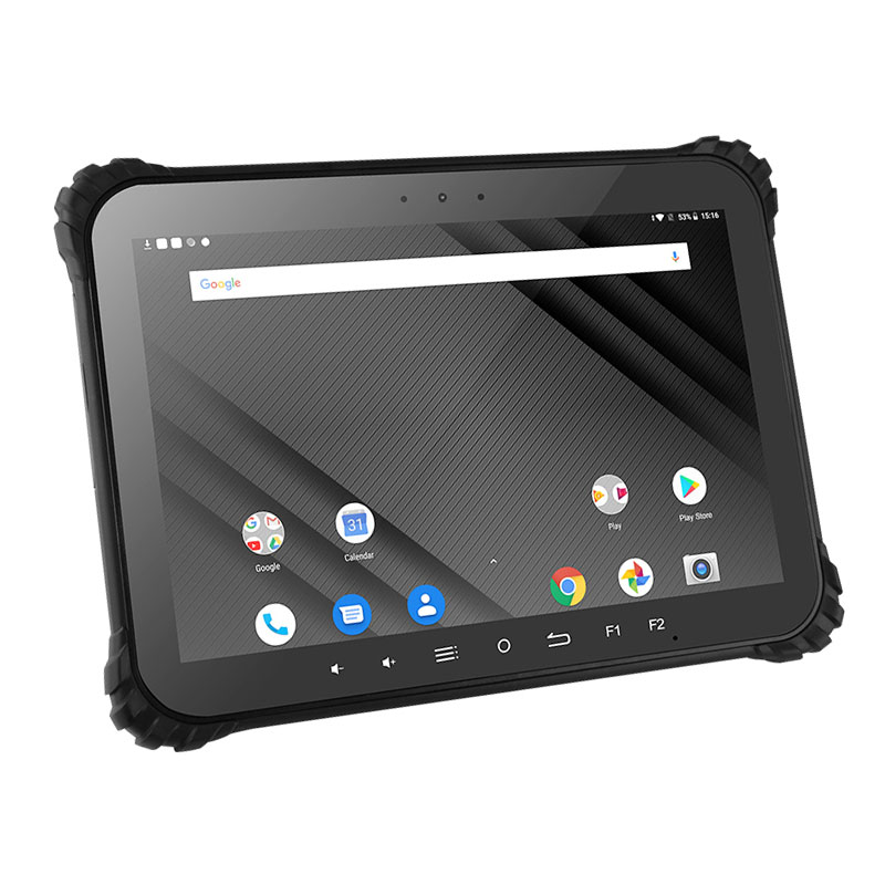 UNIWA <strong>P1000</strong> Snapdragon 632 Octa Core Removable 11000mAh Battery IP67 Waterproof 10 Inch Rugged Android Tablet PC
