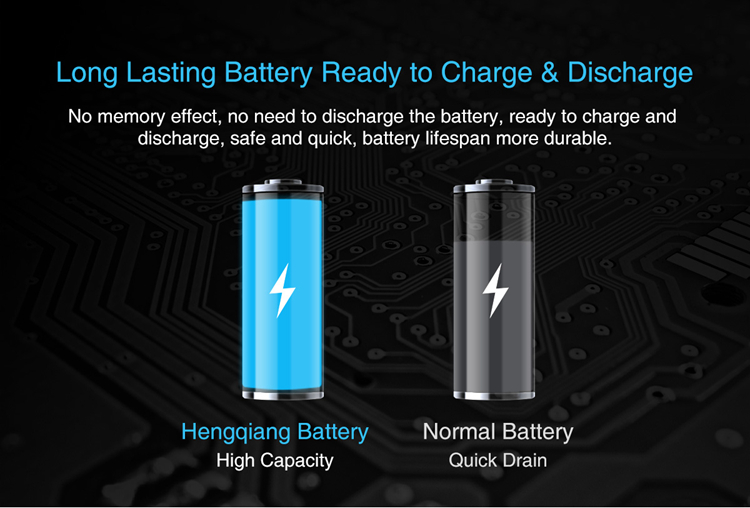 HQ 100% capacity mobilephone repair battery replacement for iphone X batteries