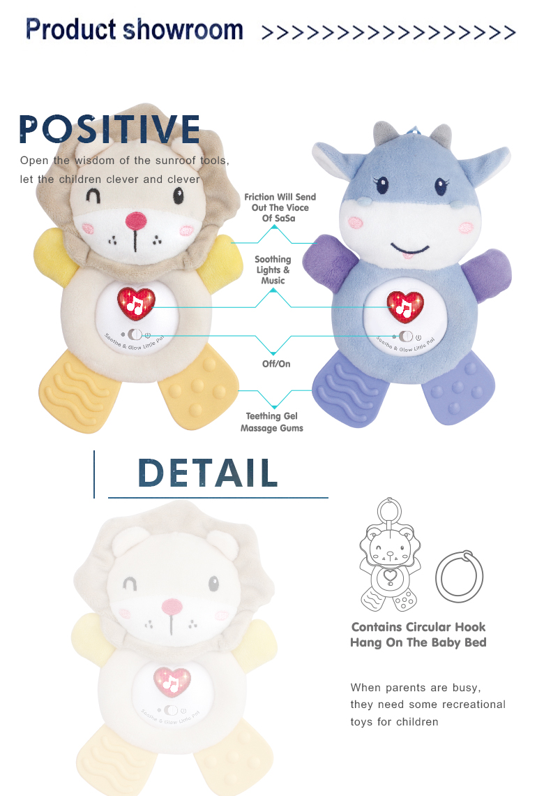 New product children gift cartoon animal soft stuffed little lion plush toy