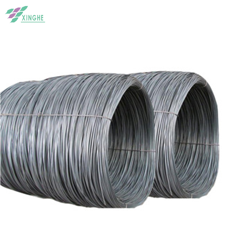 <strong>Q195</strong>,Q235, SAE1006, SAE1008 Low carbon hot rolled mild steel wire rod Price