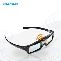 Video movies cartoon active shutter reality 3d glasses
