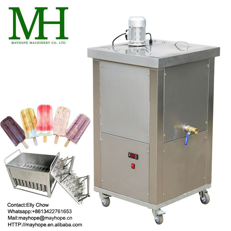 commercial best seller new design popsicle packing machine