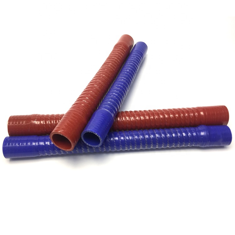 Flexible Silicone <strong>Hose</strong> or EPDM <strong>Hose</strong> with Stainless Steel Wire Reinforced.