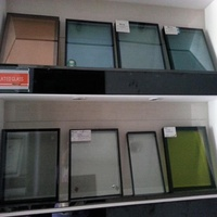 ROCKY Low-e double glazing glass for doors and windows