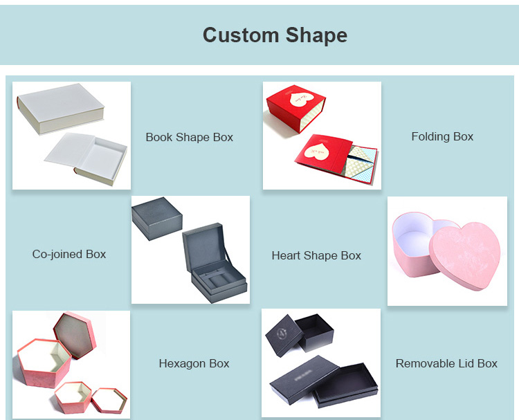 High Grade Embossing Plastic Leather Clamshell Gift Storage Watch Box With Cushion