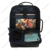 HiBO high quality travel business man laptop microfiber backpack for luggage