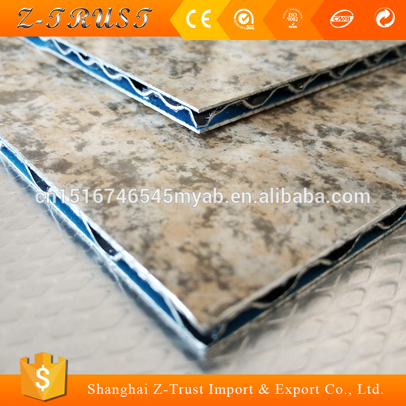 Outdoor Fireproof Aluminum Honeycomb Panel <strong>Manufacturing</strong> Price