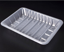 Clear plastic eco friendly packaging of <strong>fruits</strong> and vegetables food grade plastic tray