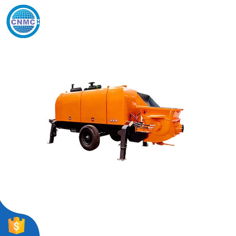 Hot selling Diesel HBT-40 30m3/<strong>h</strong> Stationary Concrete Pump for Sale