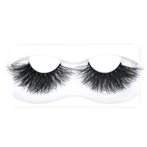 Clear Invisible Band 5d Mink Lashes Waterproof False Eyelashes