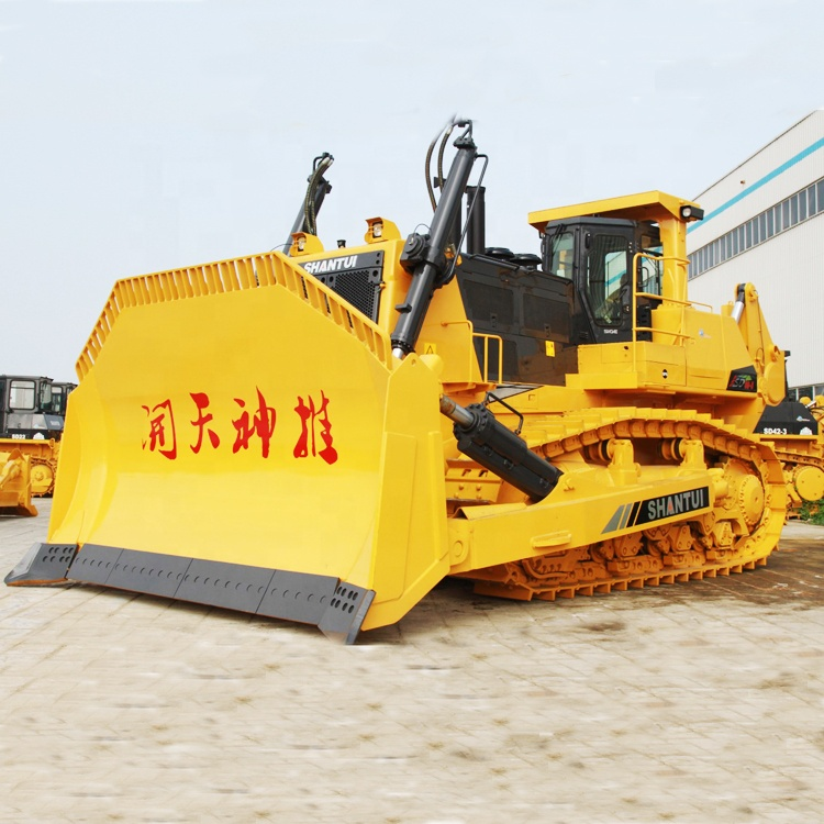 Big <strong>Power</strong> 890HP Shantui Standard Bulldozer for sale SD90-5