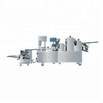 Low cost full automatic china small cake depositor machine Food Stainless Steel Production Line
