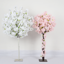 2020 New Style Artificial Cherry Blossom Silk <strong>Sakura</strong> For Wedding Centerpieces