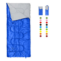 HOMFUL Ultralight and Compact Camping Sleeping Bag for Indoor & Outdoor Use