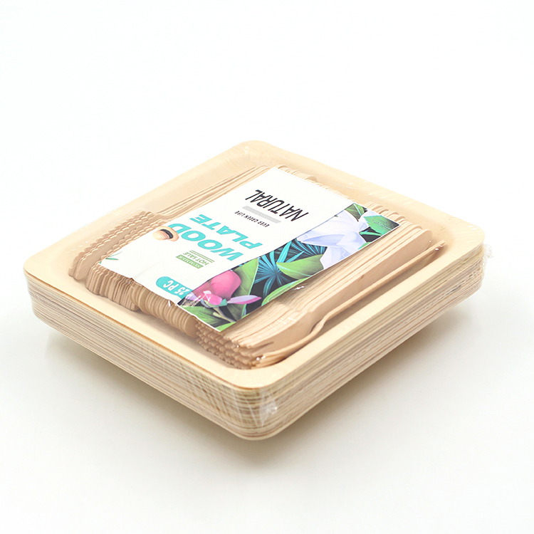 Disposable areca palm leaf wooden bamboo <strong>plate</strong>