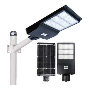 Light Control +time control solar street light // hex 780x 150W 200W 250W Parking Lot Public solar street lamp lighting