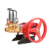 Plunger spray pump equipment trolley gasoline engine power sprayer