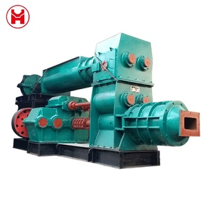Clay Wheel Logo Brick Making Machine
