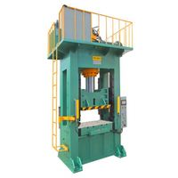 Metalworking Frame 250Ton Hydraulic Press 1000 Tons Cutting Machine