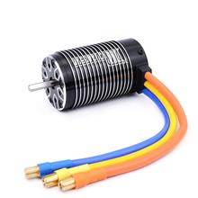 Rocket 4068 rc brushless motor <strong>w</strong>/ 120A ESC Combo for 1/8 Scale RC Cars