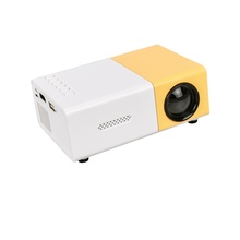 Salange YG300 Pro 240P Mini Projector 600Lumen Home Cinema Beamer Blue Red 3D LCD LED Proyector Support 1080P