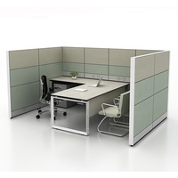 Popular design high quality office cubicles high partition workstation hot sale elegant computer desk T10