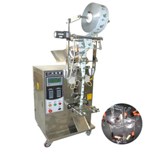 Low Price <strong>00</strong> Size Capsule Sachet Packing Machinery Filling Machine