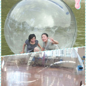 High quality hot selling good price for child water ball/inflatable ball