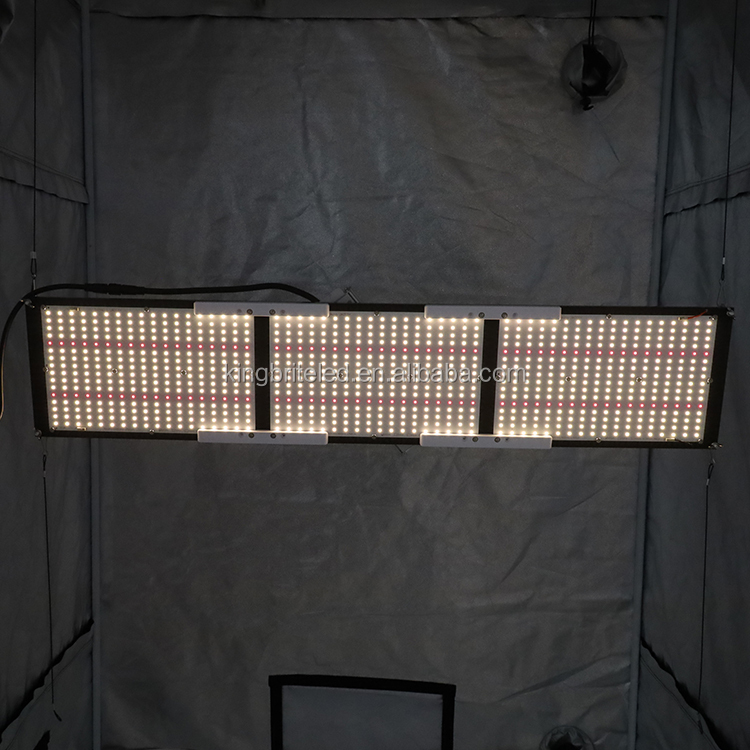 Pre-assemabled dimmable Kingbrite 320W V3 QB288 lm301h 2700k 3000k 3500k 4000k mix 660nm led grow light