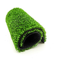 Cheap Artificial Grass For Sports Flooring Used As Badminton/Basketall/Cricket Grass