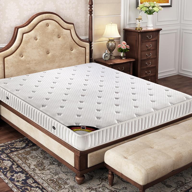 Supplier 5 star hotel knitted fabric low cost 7-zone sleep well bonnell spring mattress - Jozy Mattress | Jozy.net