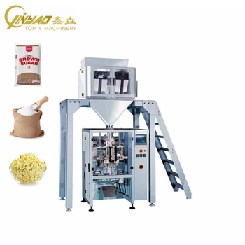 Price of High Speed Vffs Industrial Product Food Suger Packaging Machine