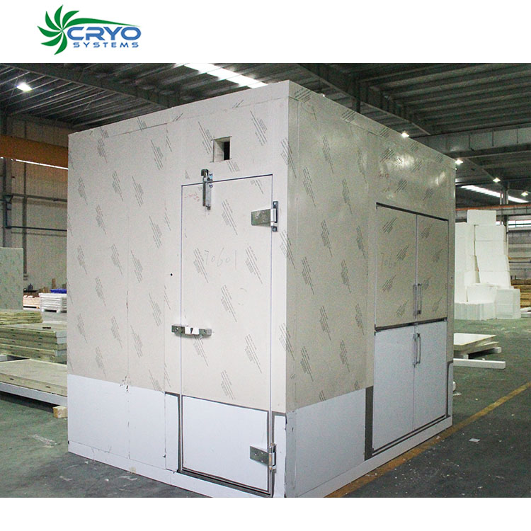 frozen crab legs fried shallot cold storage room for meat and fish cold room in china room refrigerator for sale