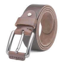 Wholesale mens fashion 100% genuine leather <strong>belt</strong> for business and casual
