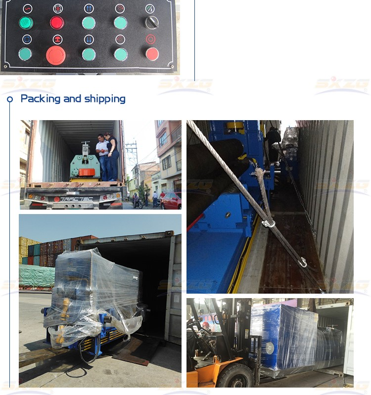 3-roller mechanical w11 rolling machine/steel aluminum copper rolling machine for rolls
