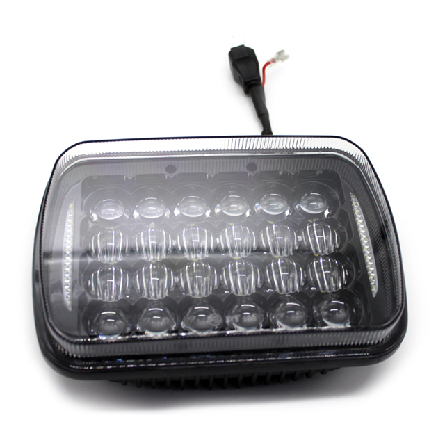 The cheapest price of 78w 7 inch Waterproof Replacement <strong>led</strong> headlight <strong>Led</strong> driving light with White Beam Light for Kenworth Truck