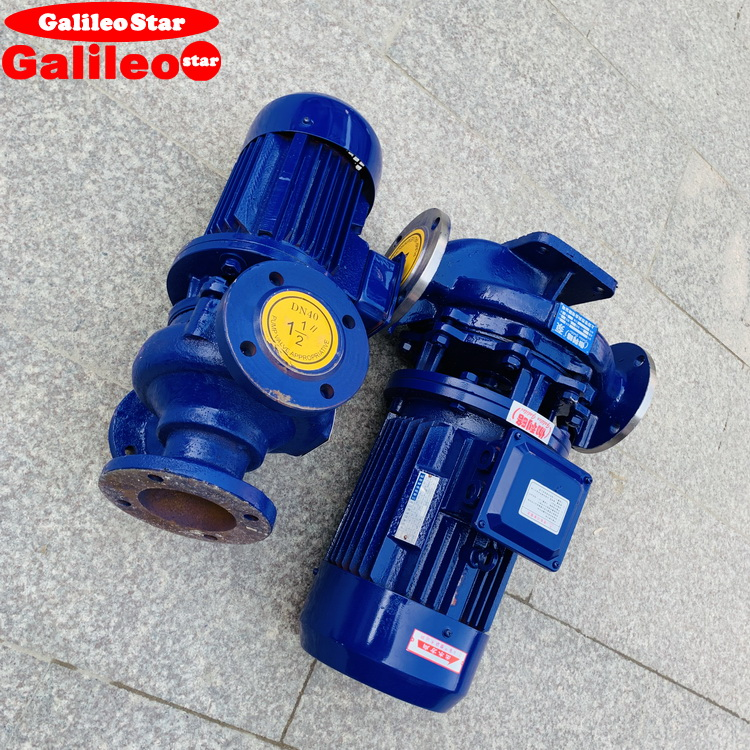 GalileoStarA Chemical pump <strong>104</strong> dy type multi-stage corrosion-resistant centrifugal pump