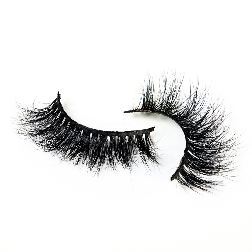 Best selling private label mink eyelashes 3d mink lashes