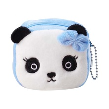 Fast delivery Variety of children's cartoon with Plush small <strong>wallet</strong> coin purses