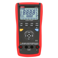 UNI-T UT611 Inductance Capacitance Resistance Frequency Tester LCR Digital Bridge Table digital multimeter