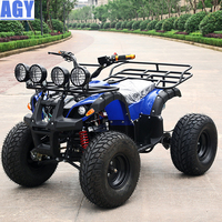 AGY 48v 1200w 4 wheel electric atv